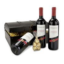 Personalisierbares Geschenkset Sangiovese-Schatz