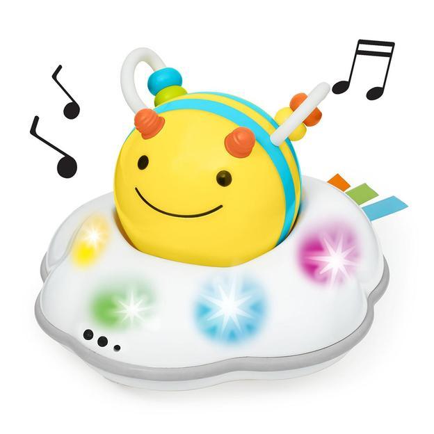 Jouet d'éveil Abeille et petit nuage avec musique et lumière