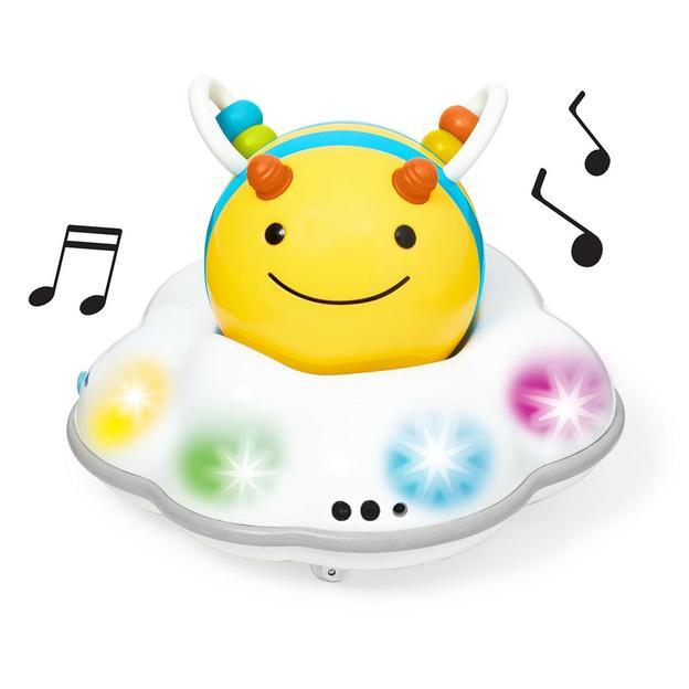 Krabbelspielzeug mit Musik & Lichteffekt