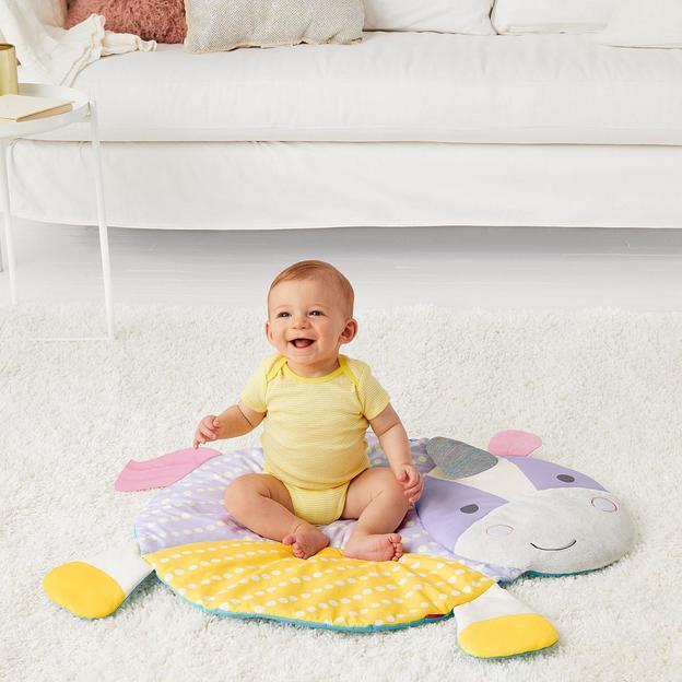 Baby Aktivitäts-Spieldecke Einhorn