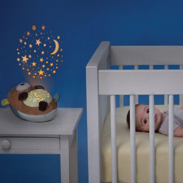 Nachtlicht Projektor Bär LED