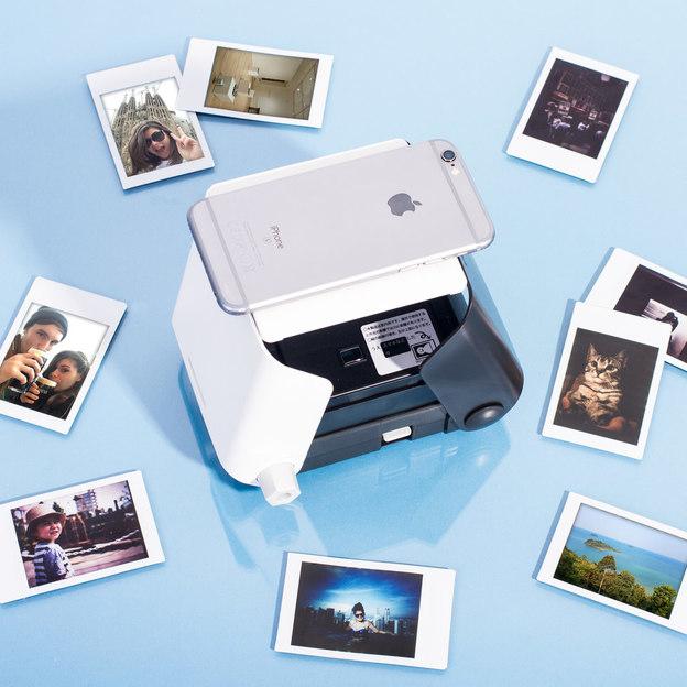 Kiipix Smartphone Fotodrucker