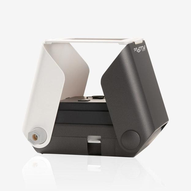 Kiipix Smartphone Fotodrucker schwarz