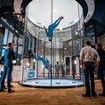 Bodyflying in Winterthur inkl. Foto und Videoaufnahmen (vier Flüge für 2 Personen)