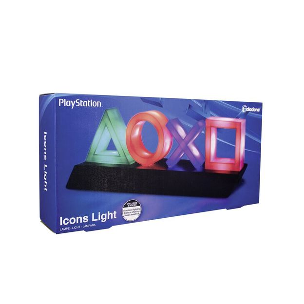 Lampe Icônes Sony PlayStation