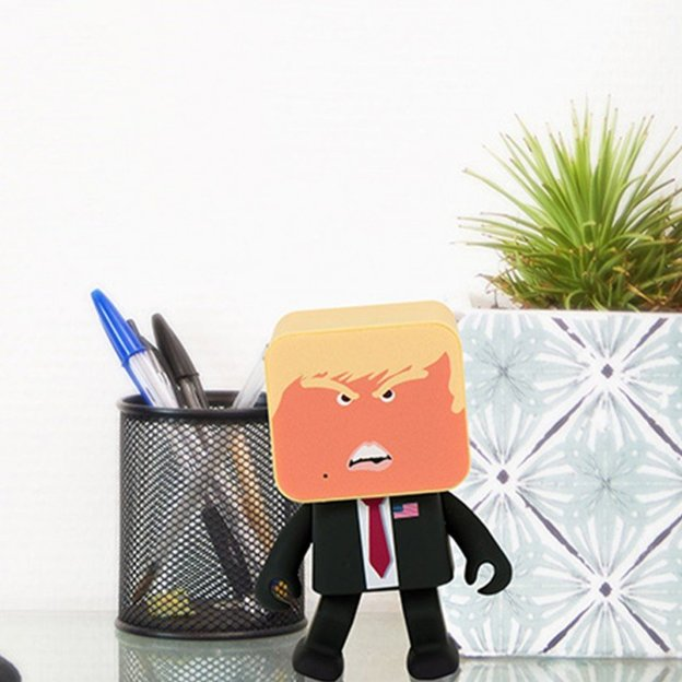 Haut-parleur Donald Trump dansant Bluetooth