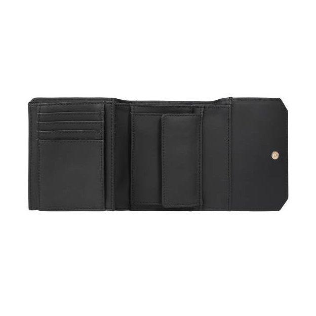 Porte-monnaie Guess Analise noir multi