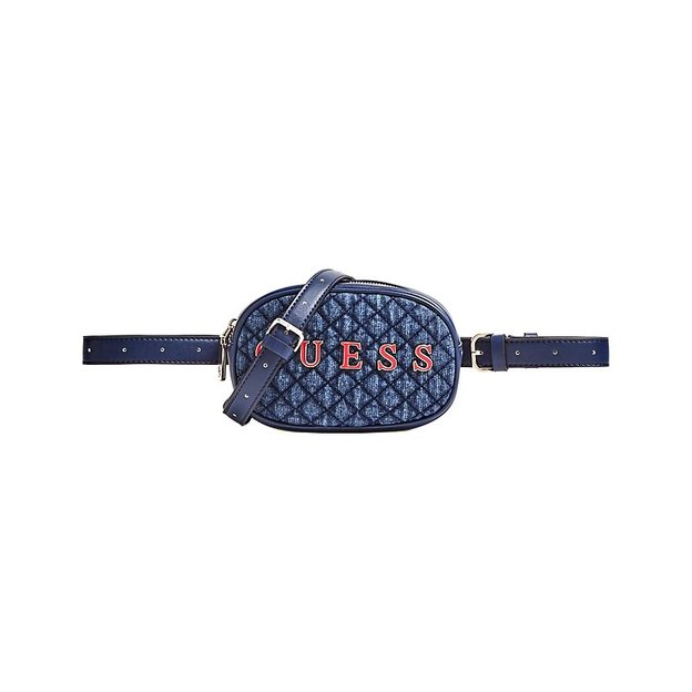Guess Pochette à ceinture Passion denim