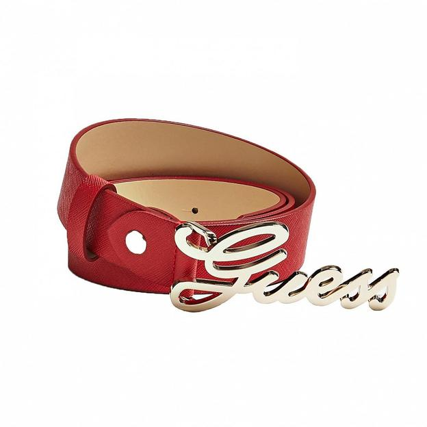 Ceinture Guess Robyn red M