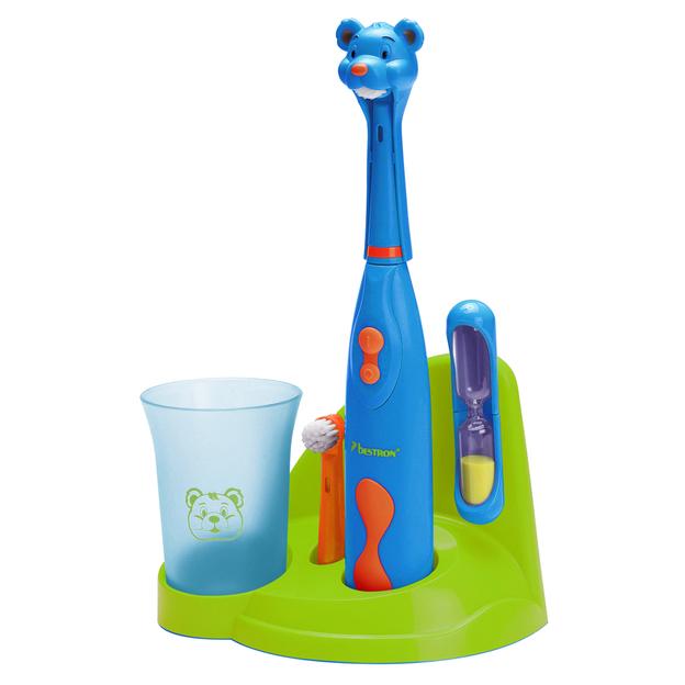 Brosse à dents électrique pour enfant Ours