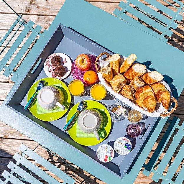 Übernachtung im Baumhaus mit Frühstück (für 2 Personen)