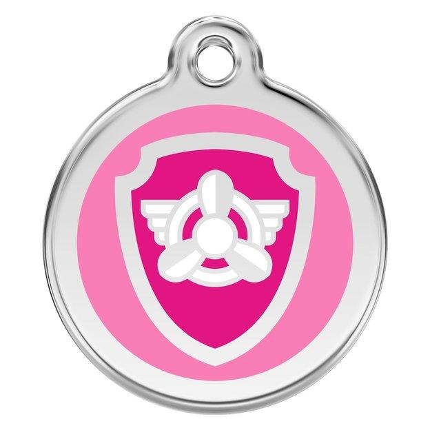 Médaille personnalisée pour chien et chat Skye Pat Patrouille, 30 mm