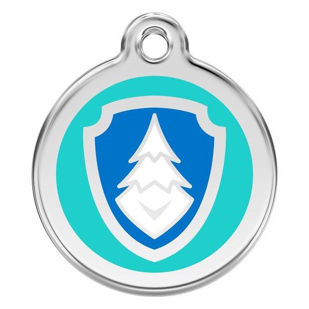 Médaille personnalisée pour chien et chat Everest Pat Patrouille, 30 mm