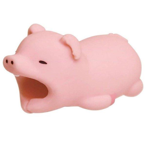 Kabelschutz Schwein