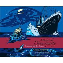 Krimidinner Box: Mörderische Dinnerparty - Totentanz auf der Titanic