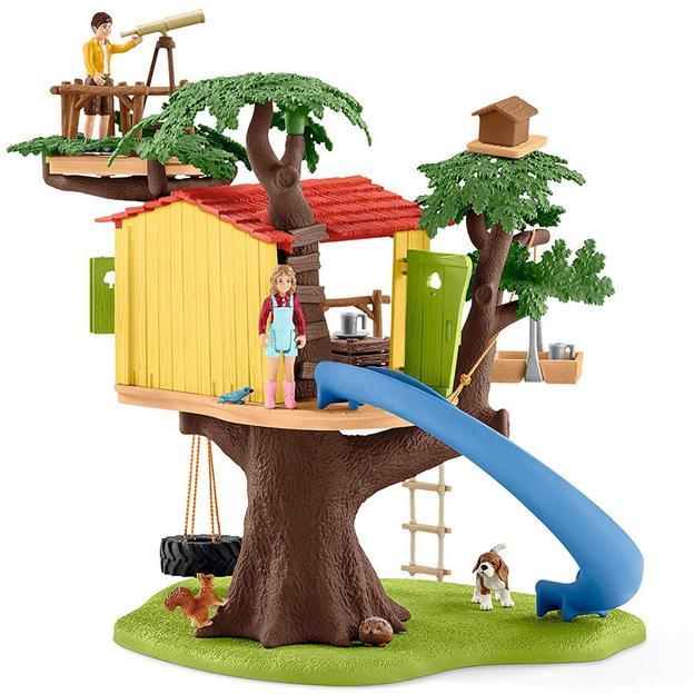 Schleich Abenteuer Baumhaus