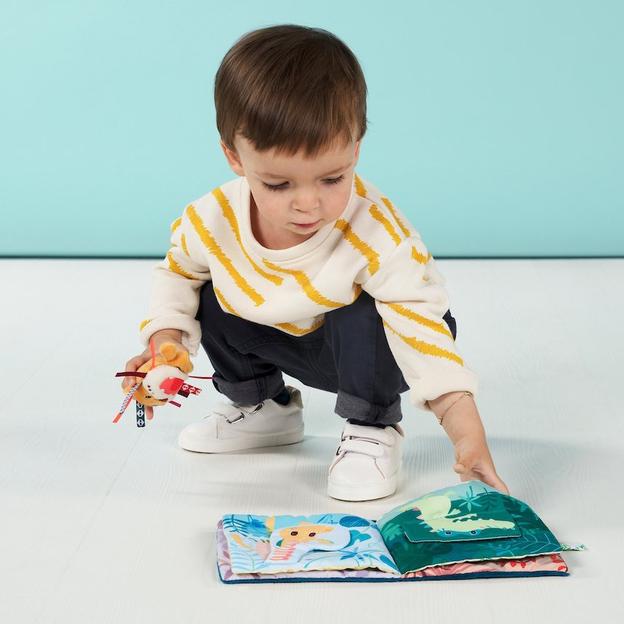 Kinderbuch Jack brüllt - mit Fingerpuppe