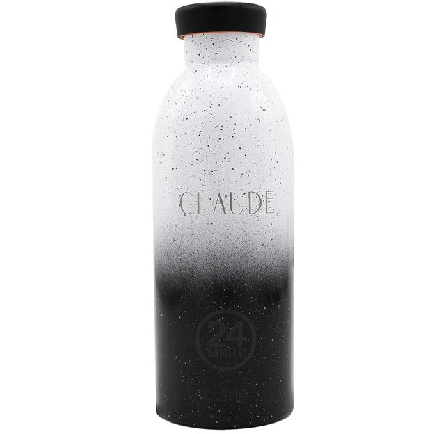 Personalisierbare 24Bottles Trinkflasche Clima 500ml Eclipse
