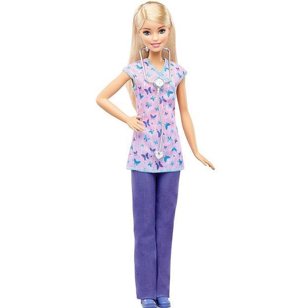 Poupée Barbie infirmière