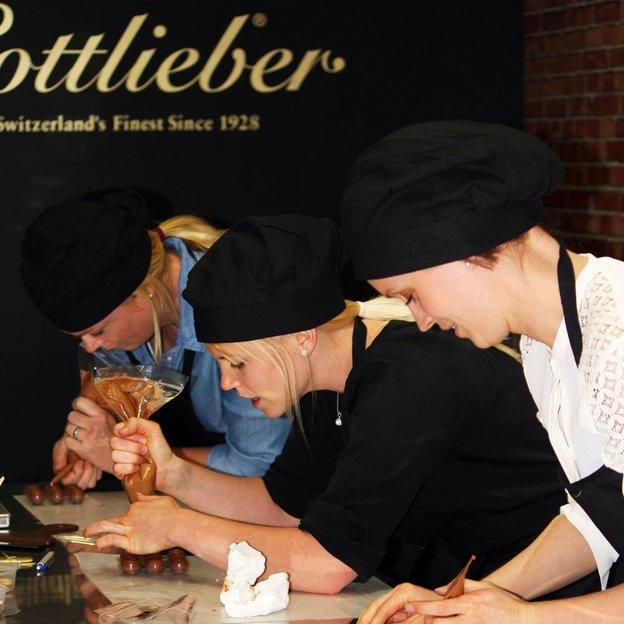 Gottlieber Schokoladen-Workshop (für 2 Personen)