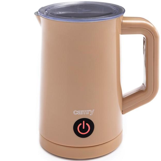 Réchauffeur de lait / mousseur Camry, moka