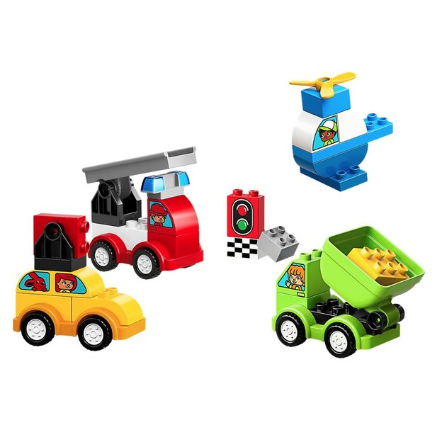 LEGO Duplo Mes premiers véhicules