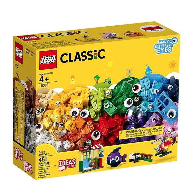 Calendrier Avent Duplo.Lego Duplo La Boite De Briques Et D Yeux