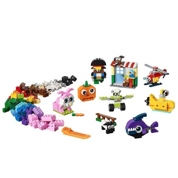 LEGO Duplo La boîte de briques et d'yeux
