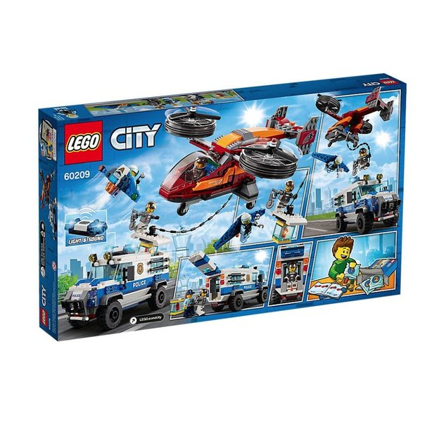 LEGO City La police et le vol de diamant