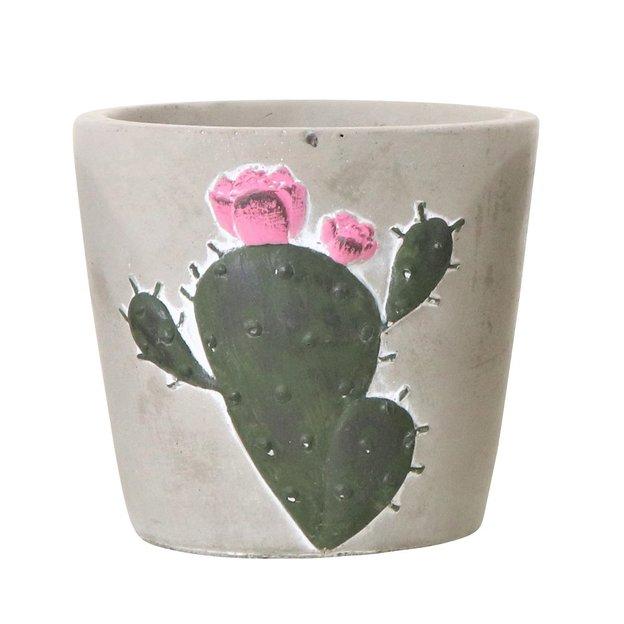 Blumentöpfe Kaktus 4-tlg