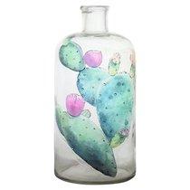 Vase Cactus Greenery