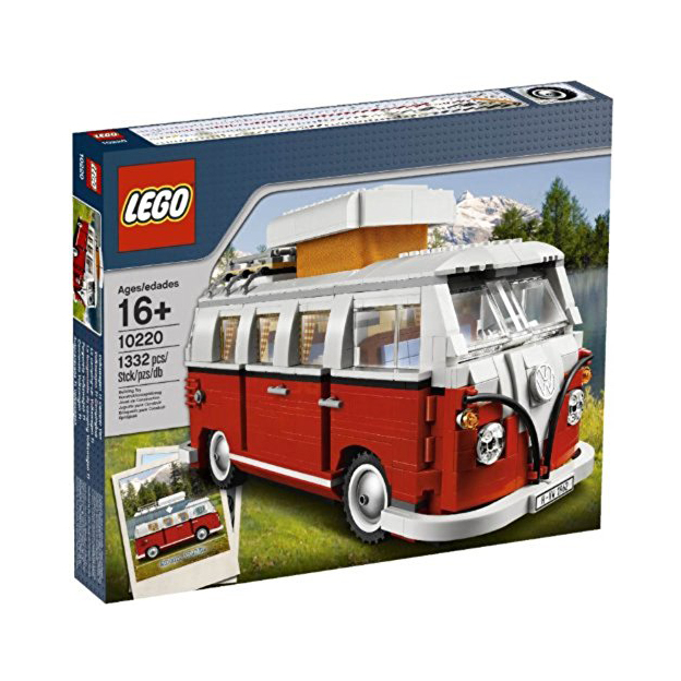 LEGO Creator Le camping-car Volkswagen T1
