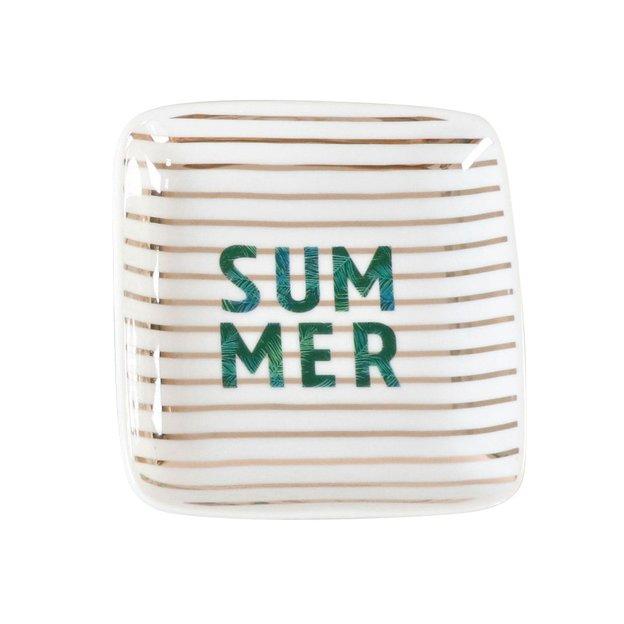 Bols déco Hello Summer, 3 pièces