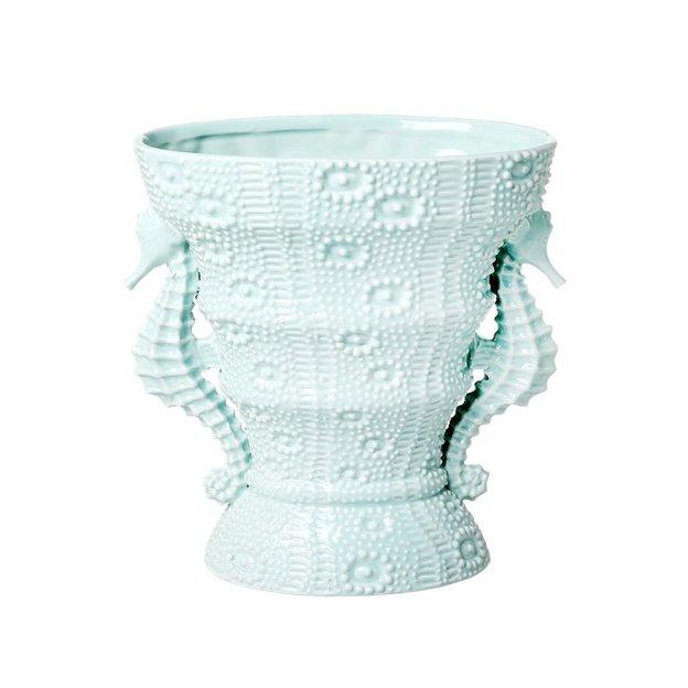 Vase Hippocampe de Rice