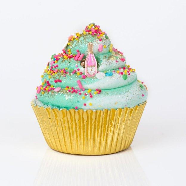 Bombe de bain Cupcake Champagne