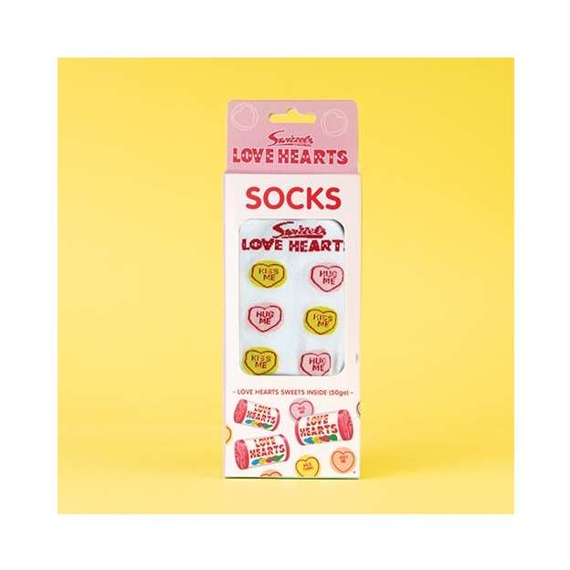 Chaussettes Love Hearts & Sweets 37-41