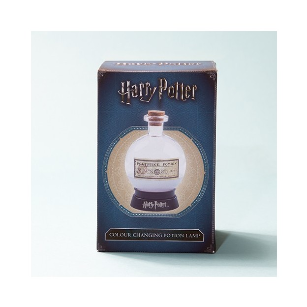 Lampe Harry Potter fiole magique Polynectar