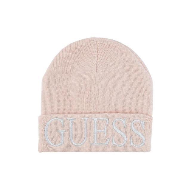 Bonnet Guess Logo rose L