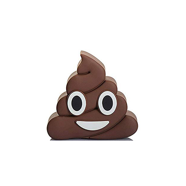 Emoji Powerbank Poo