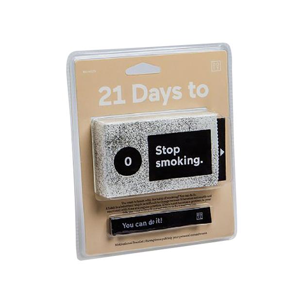 Challenge 21 jours pour devenir non-fumeur