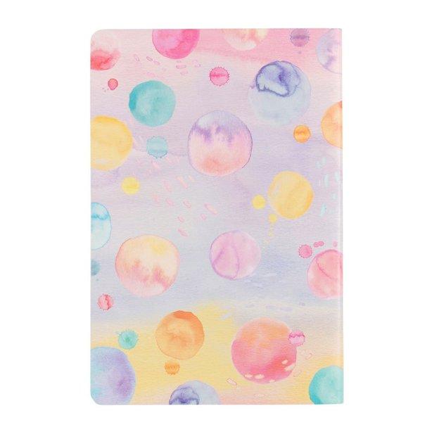 Notizbuch A5 Splash