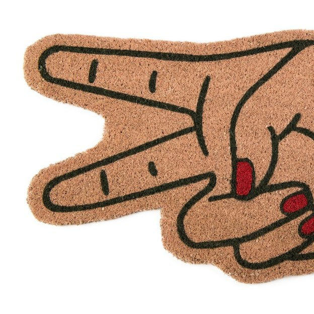 Fussmatte Hands
