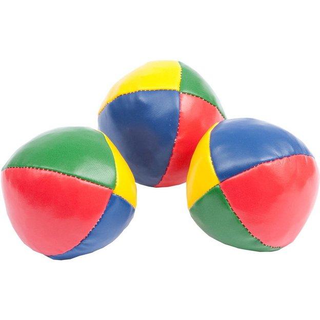Balles de jonglage, set de 3