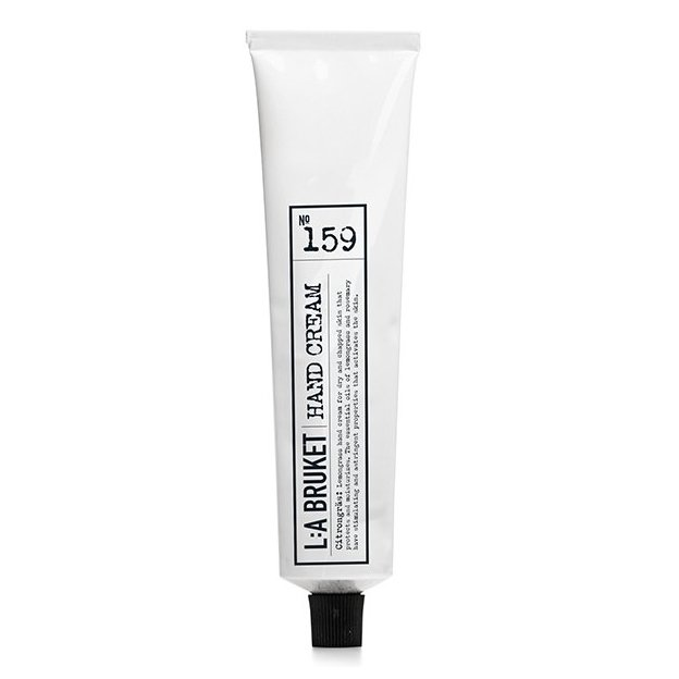 L:A Bruket Handcreme No.159 Lemongrass 70ml