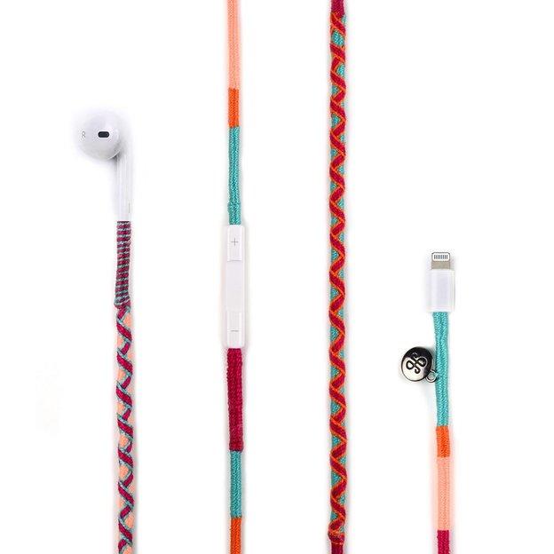 Ecouteurs Happy Nes Apple Lightning Marshmello