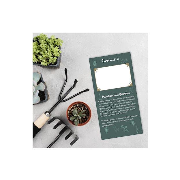 Greenabox - Printemps