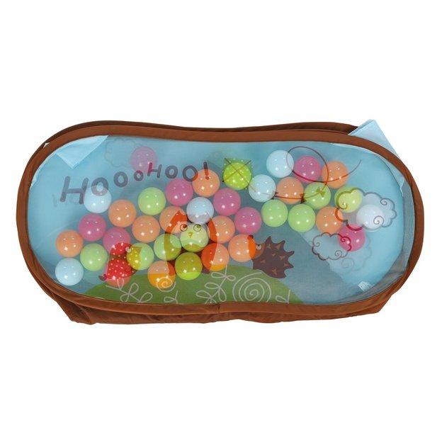 Piscine de boules pliable pour bébé