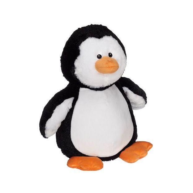 Peluche personnalisable pingouin