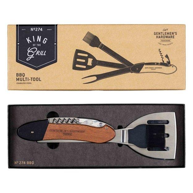 Gentlemen's Hardware BBQ Multi Tool 5-in-1