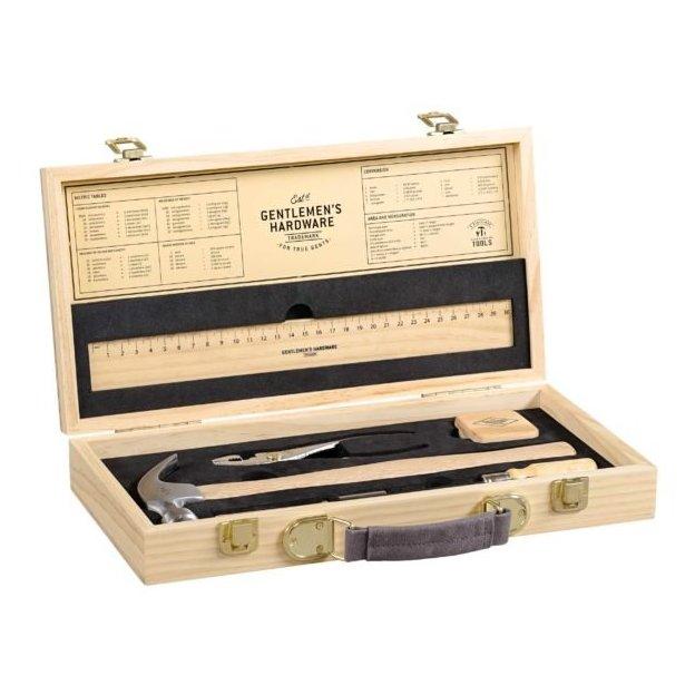 Boîte à outils Gentlemen's Hardware, 8 pièces